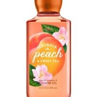 Shower Gel Georgia Peach & Sweet Tea