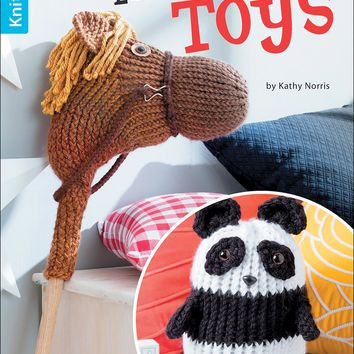 Leisure Arts-Loom Knit Toys
