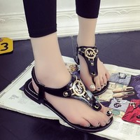 Design Summer Shoes Stylish Casual Flat Sandals [11884977747]