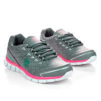 CK837L Women's Lace Up Crown Grip Sole Athletic Fashion Sneakers