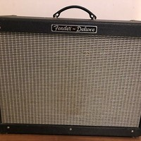 Fender Hot Rod Deluxe Black | Gear Outlet