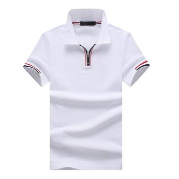 Men's Summer Fashion Polo Shirt