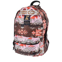 Poler Stuff x Pendleton Stuffable Rambler Backpack - Misty Pink
