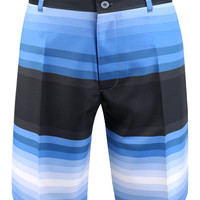 Zuma ProCool Golf Shorts (Blue/Black)