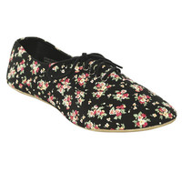 Floral Oxford - WetSeal