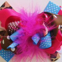 Miley Bow Clip