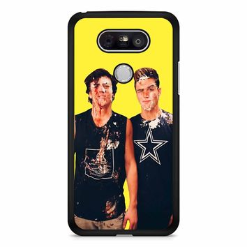 Dolan Twins Yellow LG G5 Case
