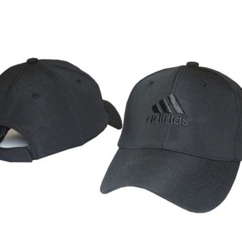 Black Cool Embroidered Baseball Cap
