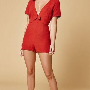 Nightwalker The Pom Romper at PacSun.com