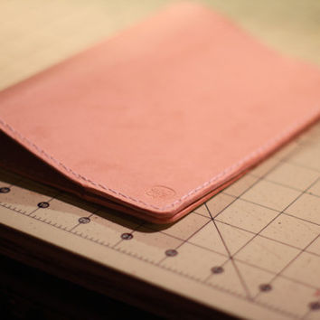Natural Leather Moleskine Notebook Cover