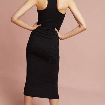 Knit Racerback Dress