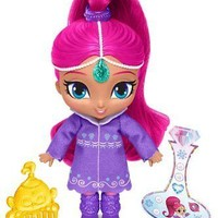 Fisher-Price Nickelodeon Shimmer & Shine, Winter Wishes, Shimmer