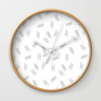 Xanax Pills Wall Clock by trillartco