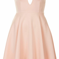 **STRAPLESS SWEETHEART SKATER DRESS BY OH MY LOVE