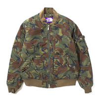 nanamica / Camouflage Mountain Field Jacket