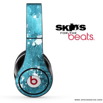 Paint Splatter Skin for the Beats by Dre