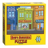 USAopoly Bob's Burgers Puzzle