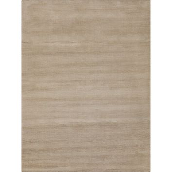 Ferno Coll. Hand-Tufted Contemporary Area Rug New Zealand Wool (7'9 X 10'6)