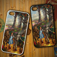 wizard of oz wallpaper Y0973 LG G2 G3, Nexus 4 5, Xperia Z2, iPhone 4S 5S 5C 6 6 Plus, iPod 4 5 Case