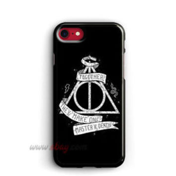 Deathly Hallows iphone 8 Plus Cases Samsung Cases Harry Potter iphone X Cases