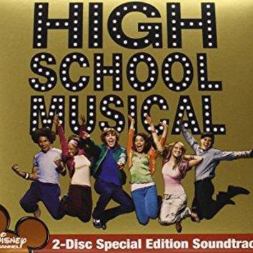 Various Composers & Zac Efron & Vanessa Anne Hudgens & Ashley Tisdale & Lucas Grabeel & High School Musical Cast & B5 & &                   4                  more - High School Musical