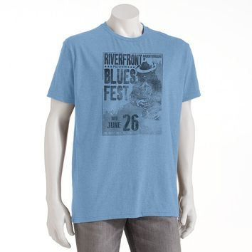 SONOMA life + style ''Riverfront Blues Fest'' Tee