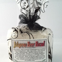 Jalapeno Beer Bread Mix-SherriLynn's-Gourmet-Minnesota Made-Men's Gifts