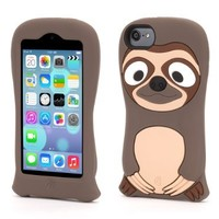 Griffin Sloth KaZoo Protective Animal Case for iPod touch (5th/ 6th gen.) - Fun animal friends for iPod touch (5th gen)