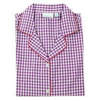 Porter Nightshirt, Purple/Red, Pajamas