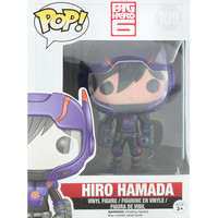 Funko Disney Big Hero 6 Pop! Hiro Hamada Vinyl Figure