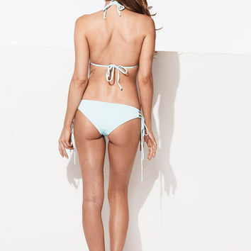 CHLOÉ ROSE BEACH BUM BIKINI BOTTOM