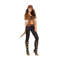 EM9098 Treasure Pirate Costume