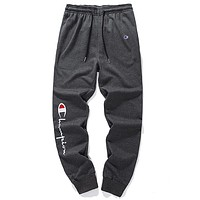 Champion Fashion Casual Simple Pants Trousers