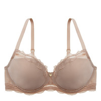 Pure Allure Full Figure Contour Underwire Bra