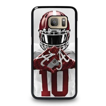 alabama tide bama football samsung galaxy s7 case cover  number 1