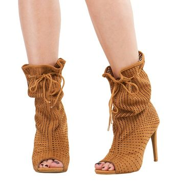 I PREFER YOU SCRUNCHED BOOTIE - What's New