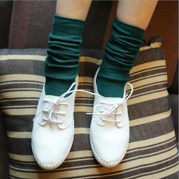 Hot Deal On Sale Socks Winter Sweets Boots 5 pairs/set [10383506316]