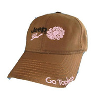 Jeep Girl - Go Topless Cap
