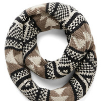 ModCloth Boho Bring Around the Cozy Scarf in Black