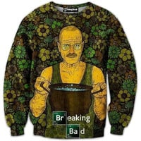 Breaking Bad Chemist Crewneck