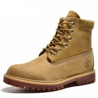 Luxury Leather Boots for Men