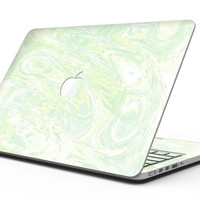 Slate Marble Surface V29 - MacBook Pro with Retina Display Full-Coverage Skin Kit