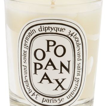 Diptyque 'Opopanax' candle