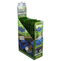 Juicy H Wraps - Black N' Blueberry (Box of 50)