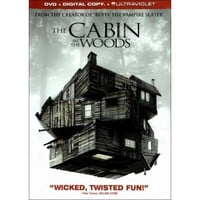 The Cabin in the Woods (DVD) (Digital Copy) 2012