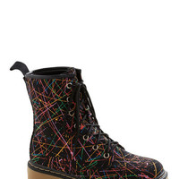 A Splash of Style Boot