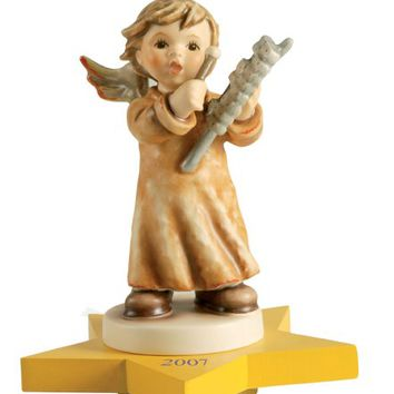 Hummel Figurines 2007 Angel with Carillon 152482