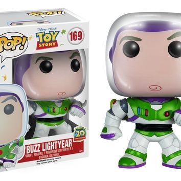 Funko Pop! Disney: Toy Story Buzz 169 6876