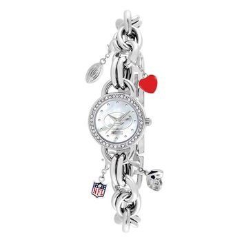 Green Bay Packers NFL Women's Charm Series Watch