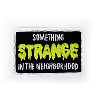 Something Strange Patch | NYLON SHOP